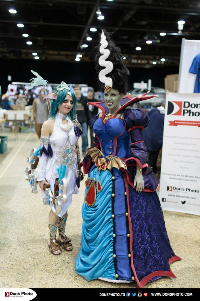 Cosplayers at last year's C4 (Don's Photo/C4)