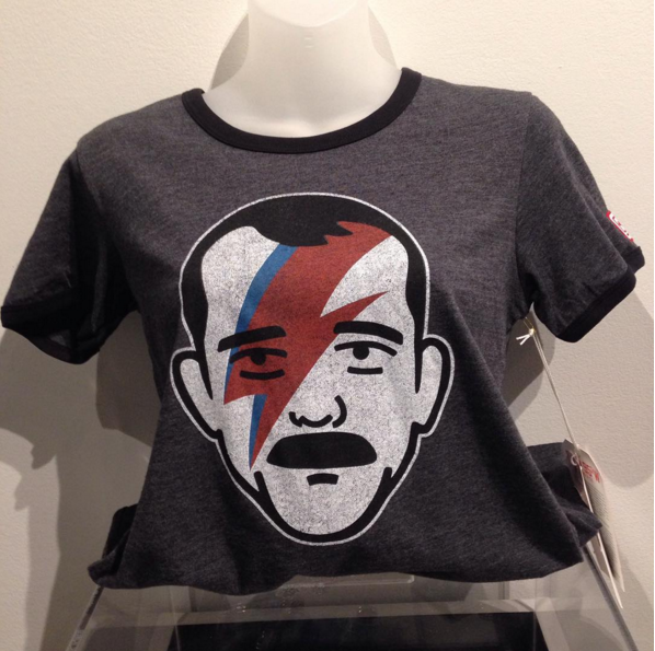 Chris Hadfield shirt at The Manitoba Museum Shop (The Manitoba Museum)