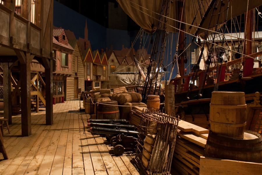The Nonsuch Gallery (The Manitoba Museum)