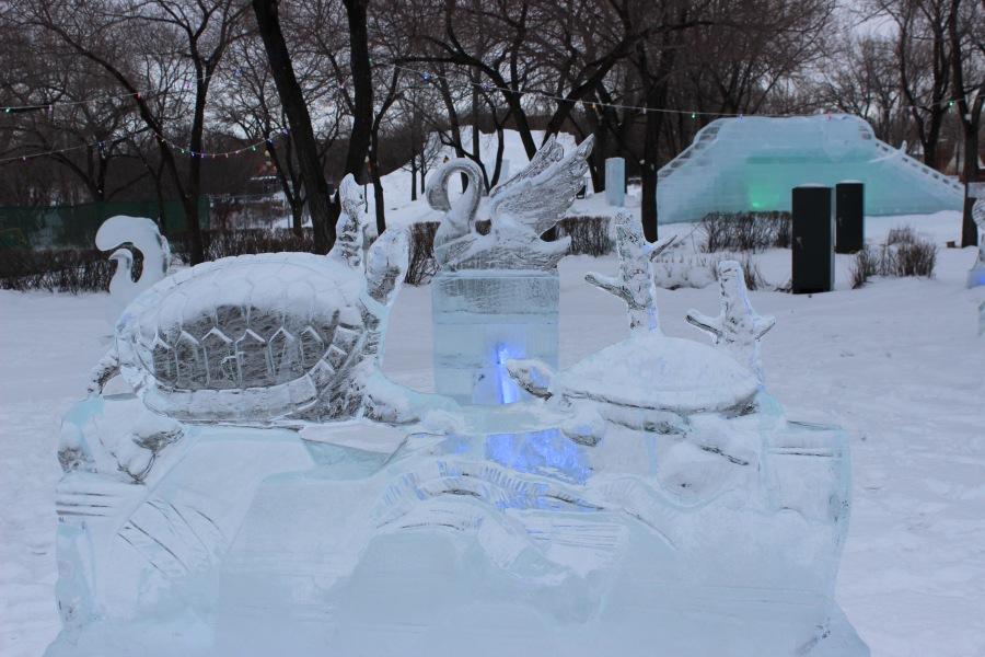 Ice, ice, baby (Tourism Winnipeg)