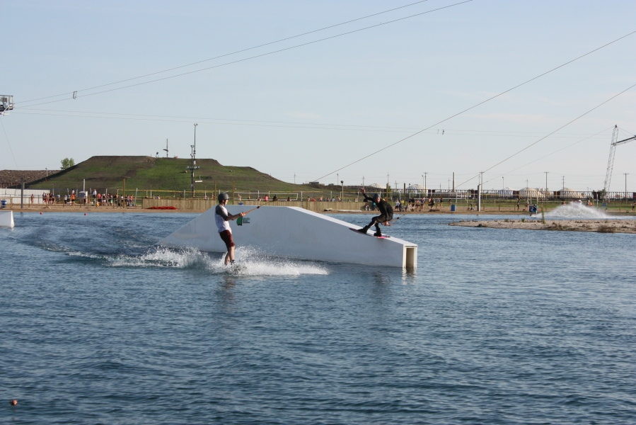 Get your wake boarding on a Adrenaline Adventure (Adrenaline Adventure)
