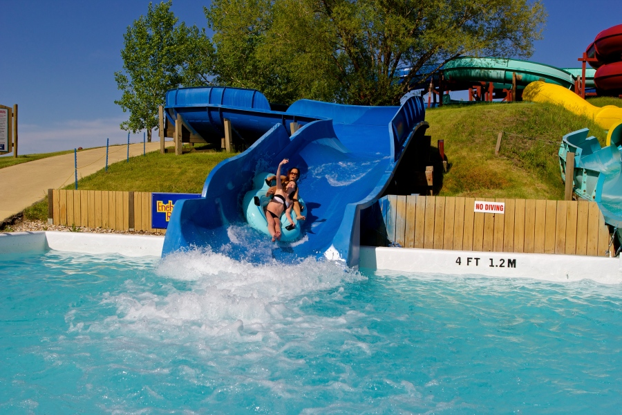 The waterslides at Fun Mountain are always great on a summer day (Henry Quach/HQ Photography)